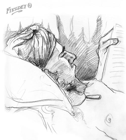 Fieldey Sketchbook2