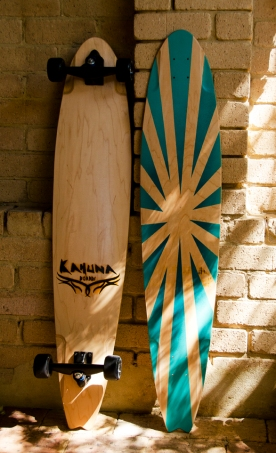 Kahuna Creations Longboard Skateboards