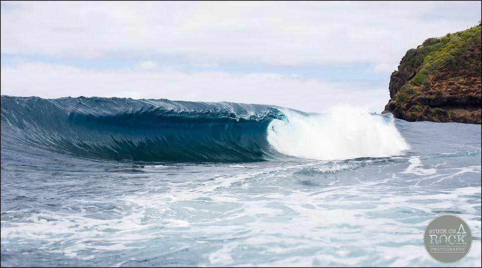 Norfolk Island Waves