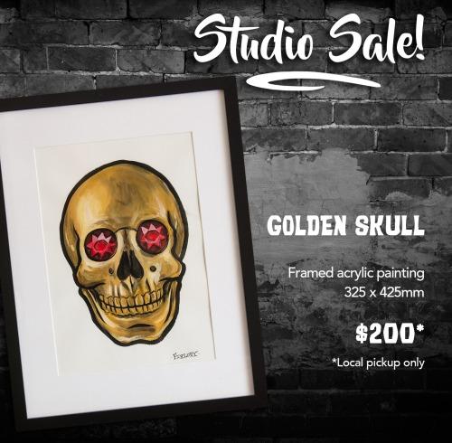 goldenskull