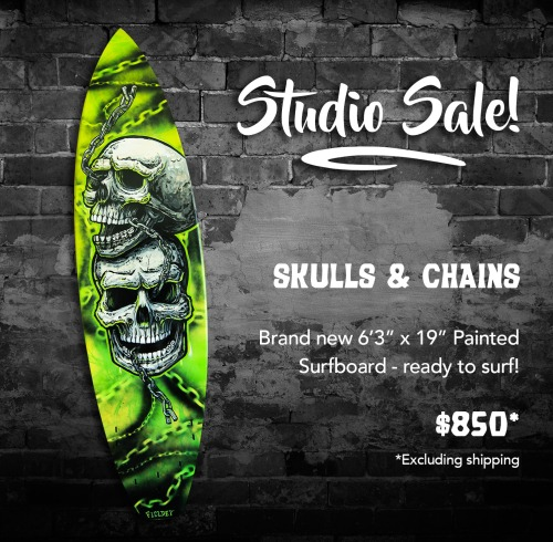 skullschainsboard