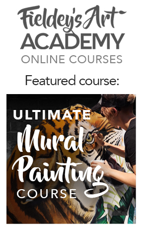 Introducing the Ultimate Mural Painting Course